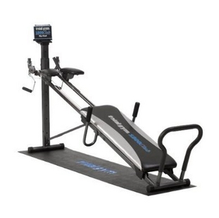 Total Gym 1800 Club Review