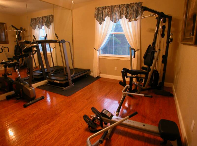 Best flooring for home gym