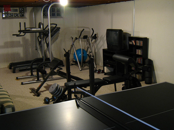 Home Gym Pictures Inspirational Home Gym Ideas The
