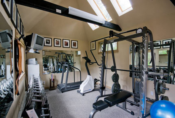 Home Gym Pictures Inspirational Home Gym Ideas The Home Gym Critic