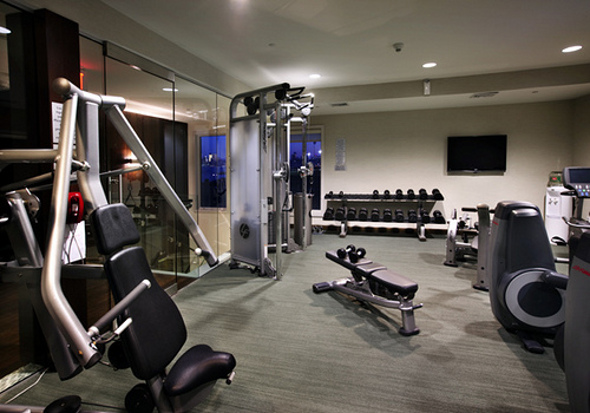 home gym pictures inspirational home gym ideas the home gym critic. Black Bedroom Furniture Sets. Home Design Ideas