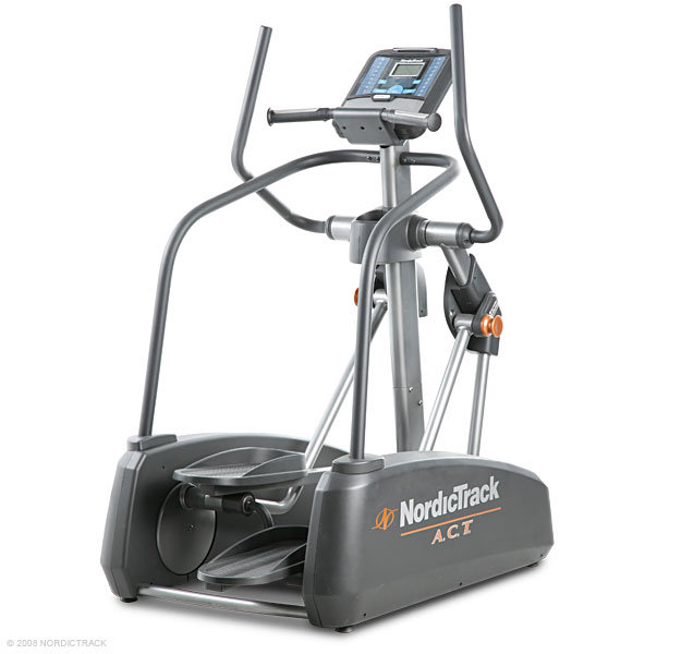 Nordictrack Ifit Elliptical Workout Card